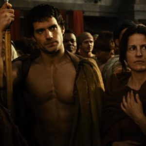 Henry Cavill sexy naked shirtless