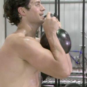 Henry Cavill sexy nude shirtless