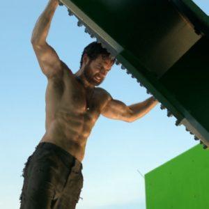 Henry Cavill stud shirtless