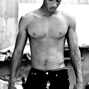 Jaden Smith hunk shirtless