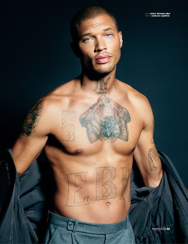 Tits Jeremy Meeks Nude Pictures Pictures