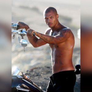 Jeremy Meeks nude shirtless