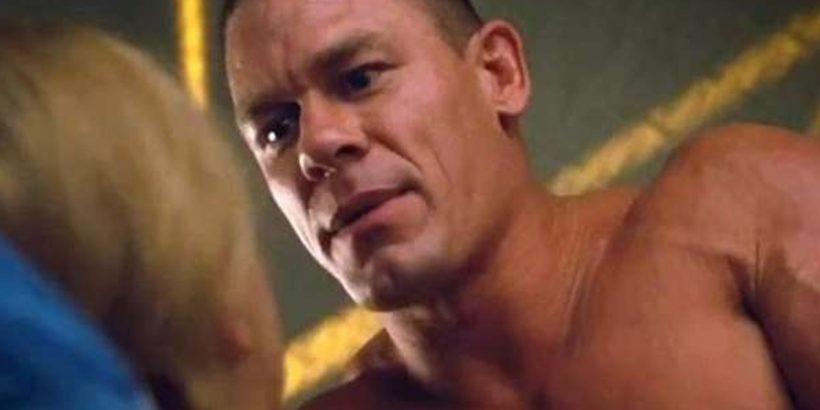 John Cena bum nude