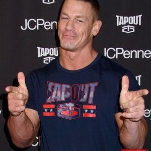 John Cena jerk off nude