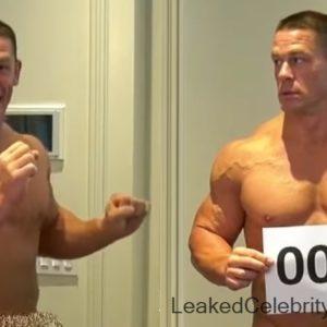 John Cena naked body nude