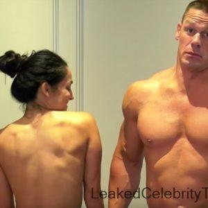 John Cena shirtless nude