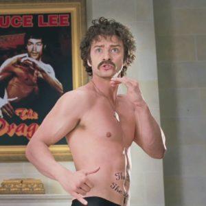 Justin Timberlake ass nude