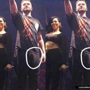 Justin Timberlake big dick bulge
