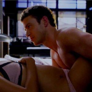 Justin Timberlake butt nude