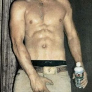 Justin Timberlake chest shirtless