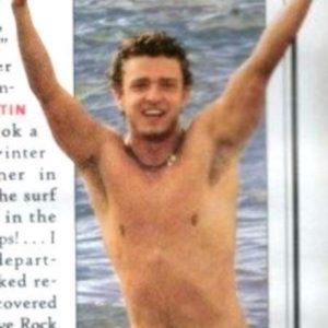 Justin Timberlake fappening leak shirtless