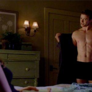Justin Timberlake masturbating nude