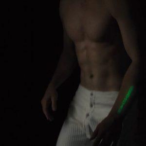 Justin Timberlake nice muscles nude