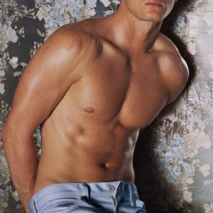 Justin Timberlake porno picture shirtless