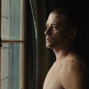 Justin Timberlake sexy selfie nude