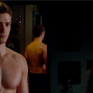 Justin Timberlake uncut penis nude