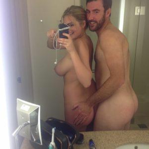 Justin Verlander photo shoot nude