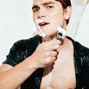 KJ Apa hot shirtless