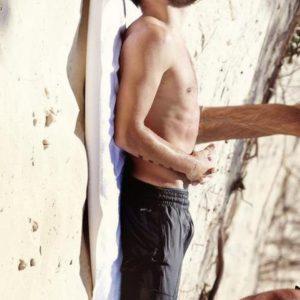 Liam Payne chest bulge