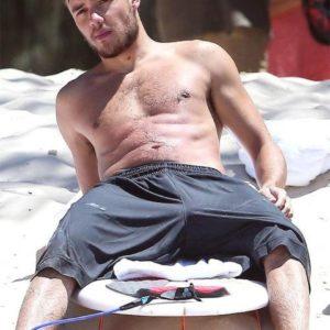 Liam Payne dick slip sexy