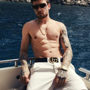 Liam Payne full frontal sexy