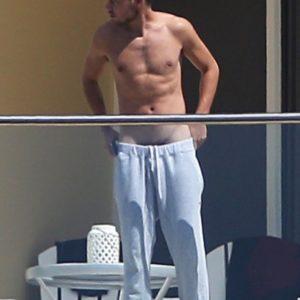 Liam Payne hard cock bulge