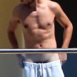 Liam Payne sexy naked bulge