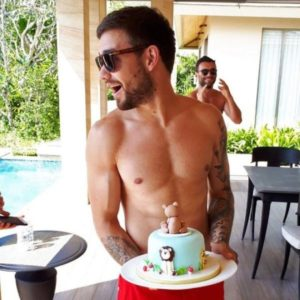 Liam Payne sexy shirtless photo sexy