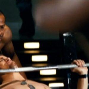 Marlon Wayans chest nude