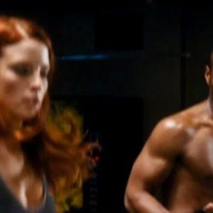 Marlon Wayans masturbating nude