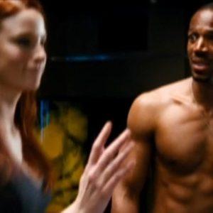 Marlon Wayans nice muscles nude