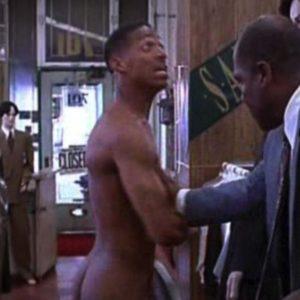 Marlon Wayans sexy naked nude