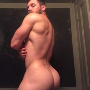Matthew Camp bum nude