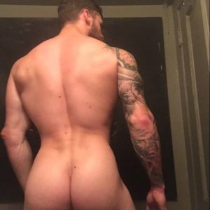 Matthew Camp muscles nude