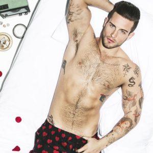 Nico Tortorella dick slip shirtless