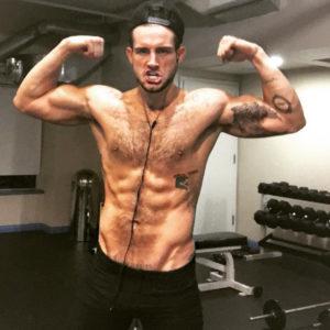 Nico Tortorella leaked naked shirtless