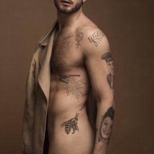 Nico Tortorella porn pic nude