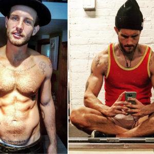 Nico Tortorella porno picture shirtless