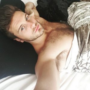 Nico Tortorella sexy shirtless photo shirtless