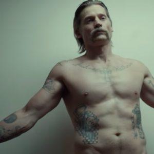 Nikolaj Coster-Waldau big muscles shirtless