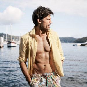Nikolaj Coster-Waldau bulge shirtless