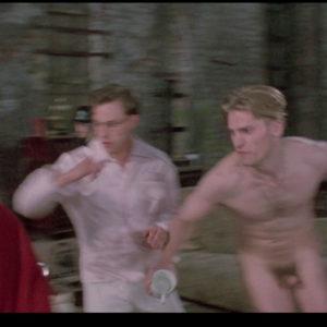 Nikolaj Coster-Waldau masturbating nude