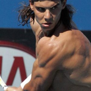 Rafael Nadal big cock sexy