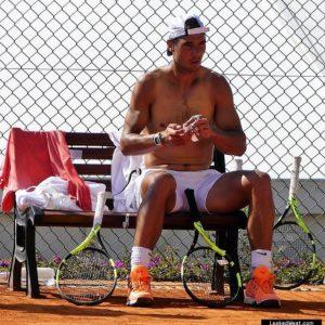 Rafael Nadal bulge nude