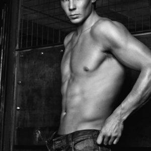 Rafael Nadal full frontal modeling