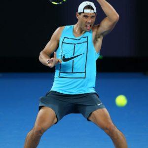 Rafael Nadal gay tennis