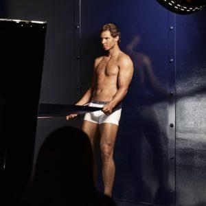 Rafael Nadal hard dick modeling