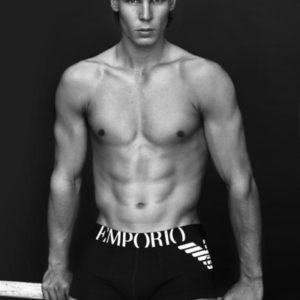 Rafael Nadal leak modeling