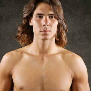 Rafael Nadal masturbating sexy