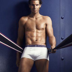 Rafael Nadal naked body modeling